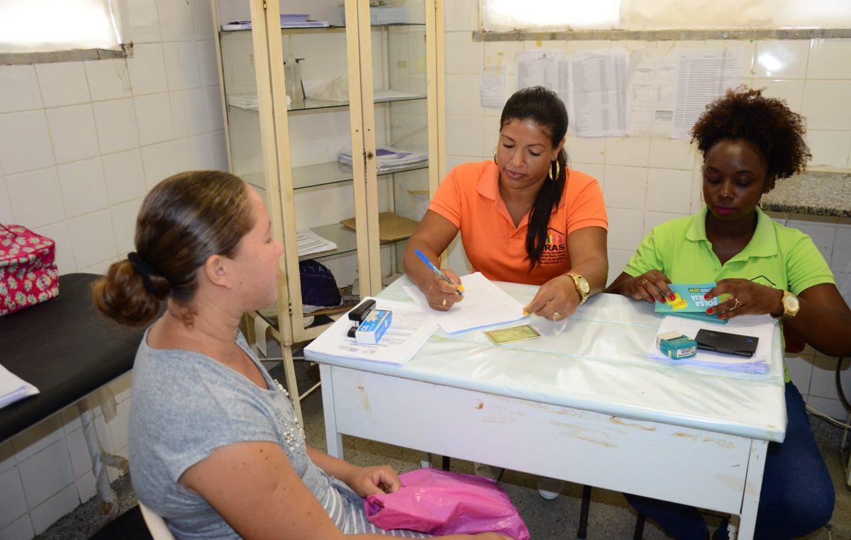"""Moradores de Jabequara da Areia receberam o """"Projeto Alô Comunidade"""" nesta quarta-feira (13)"""