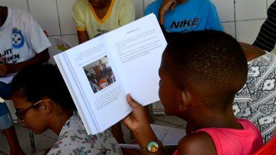 """Emoção e reconhecimento marcam o lançamento do livro """"São Bento – Conversando com sua História, do Projeto """"Trilhando na Cultura"""""""