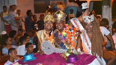 São Francisco do Conde conheceu a nova Rainha, Princesas e o Rei Momo do Carnaval Cultural 2019