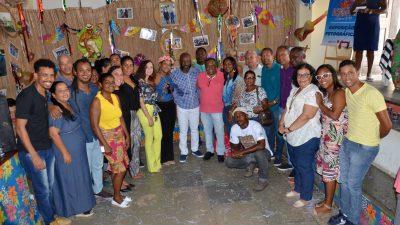 Prefeito empossa representantes do Conselho Municipal de Cultura de São Francisco do Conde