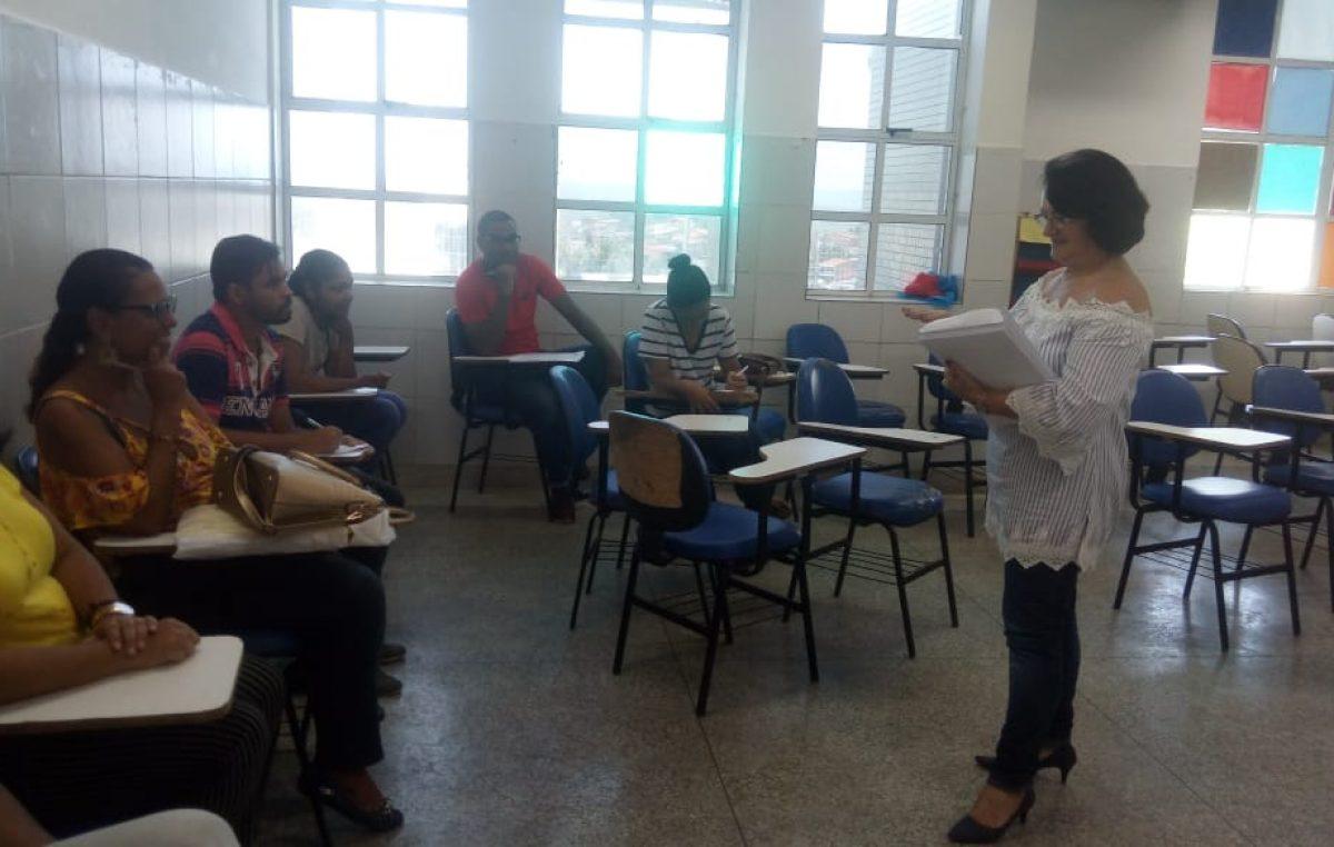 Educação e Saúde participaram do processo admissional do Concurso Público da SEDUC