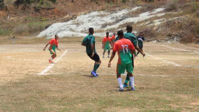 Disputas acirradas marcaram mais uma rodada da 2ª Copa de Futebol de Campo da Muribeca que aconteceu no último domingo (10)