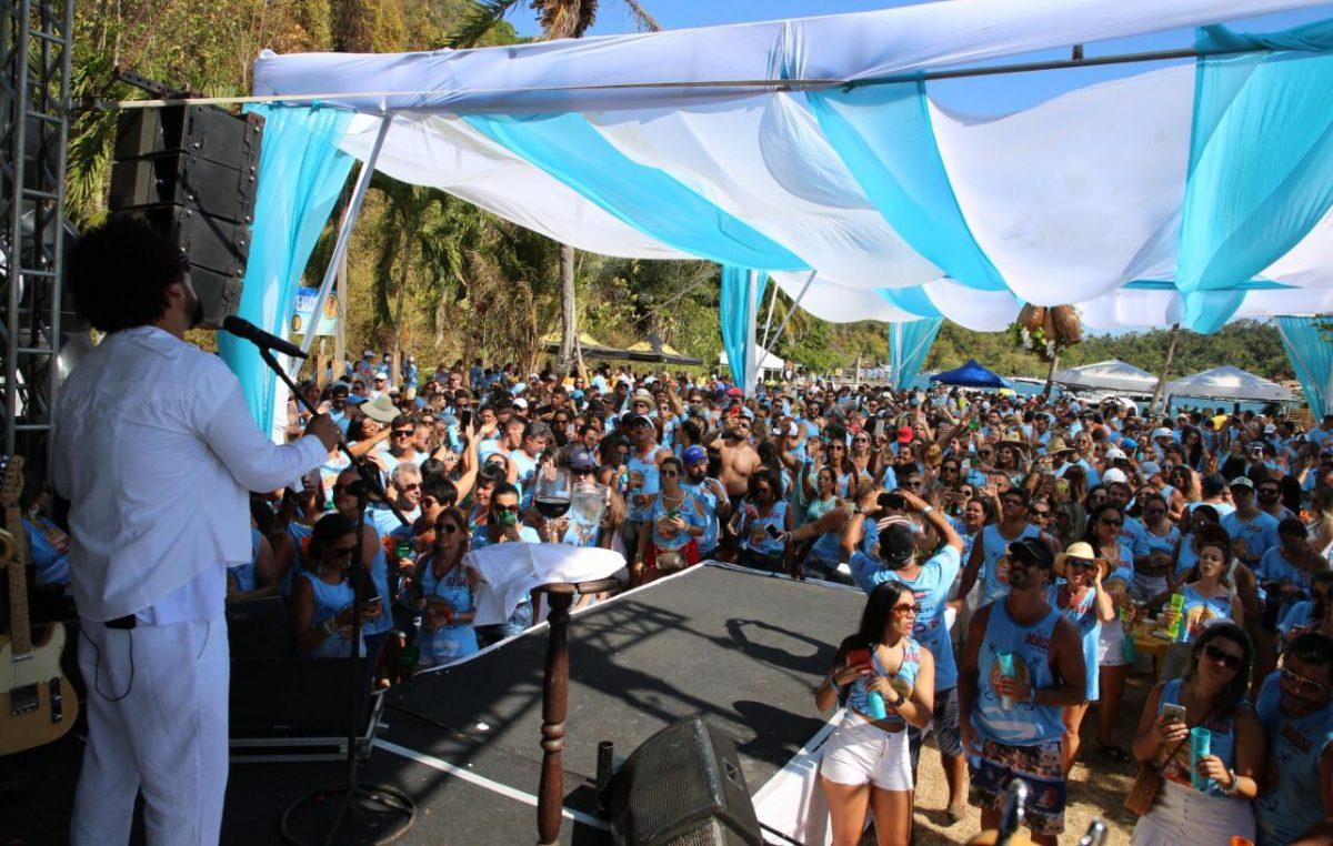 Associação Náutica reuniu mil pessoas na Ilha Bimbarras