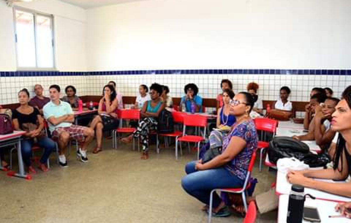 Terceiro dia de Diálogos Pedagógicos 2019 aconteceu  nas unidades escolares da Rede Municipal de Ensino