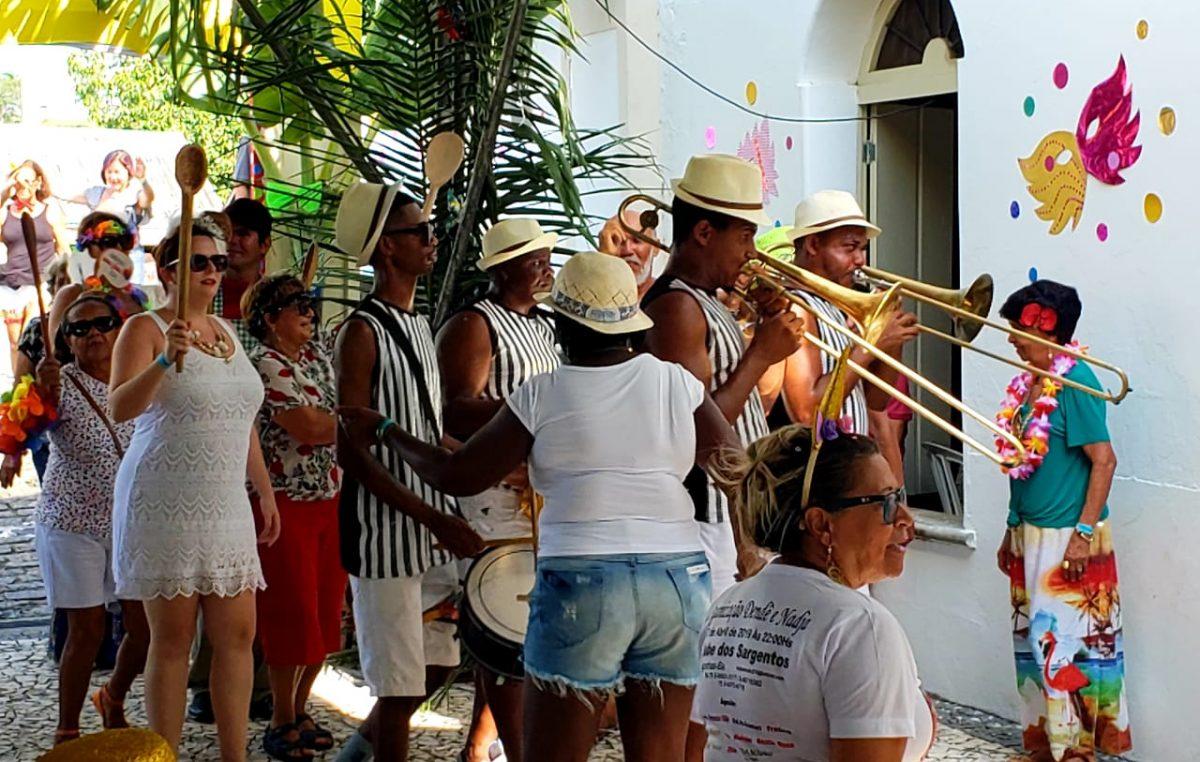 2ª edição do Carnaval das Antigas animou os foliões na Fazenda Engenho D'Água, em São Francisco do Conde