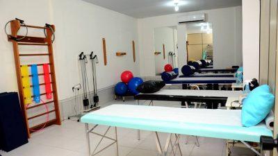 #81anos: Comunidade franciscana passa a contar com o novo Serviço de Fisioterapia Clínica