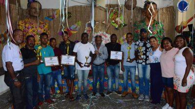 Mascarados de Papel são premiados pela participação no Carnaval Cultural 2019