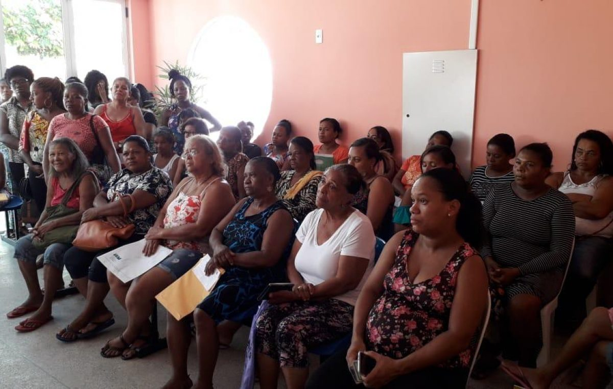 Março Cinza: CRESAM promoveu palestra sobre Diabetes