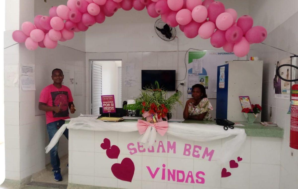 Março Cinza: Unidades de Saúde da Família promovem ações para comunidade