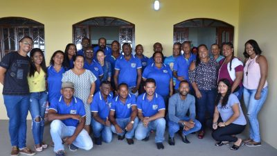 Escola de Governo promove curso para qualificar os representantes regionais