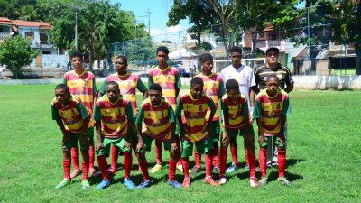 Seleção de São Francisco do Conde disputou a segunda rodada da Copa Metropolitana