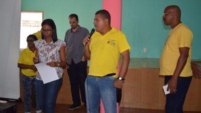 Saúde promoveu Pré-conferência no bairro de Paramirim
