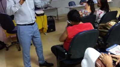 SESAU promoveu capacitação para profissionais da Saúde da Atenção Básica