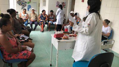 Unidade de Saúde de São Bento promoveu mutirão de atendimentos médicos e palestras