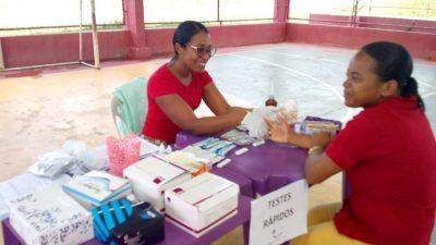 Unidade de Saúde do Socorro promoveu I Feira de Saúde 2019