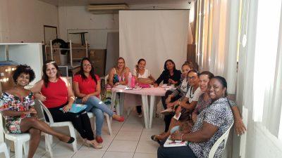 São Francisco do Conde promoveu atividades em prol da atenção à saúde das gestantes