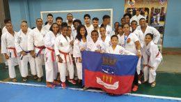 Em competição acirrada, atletas franciscanos conquistam 32 medalhas no XIX OPEN ASKAPRO de Karatê