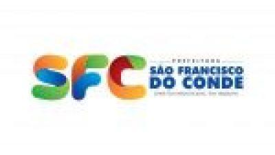 COMUNICADO DA PREFEITURA MUNICIPAL DE SÃO FRANCISCO DO CONDE