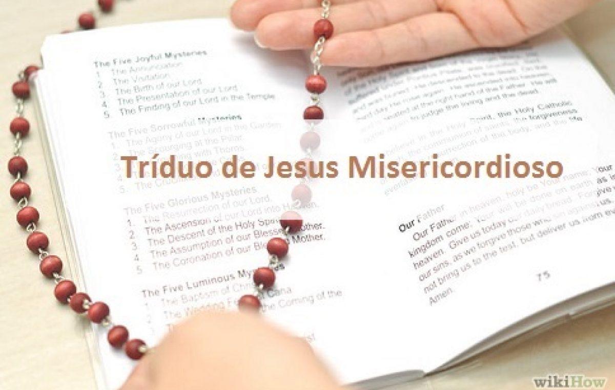 Festejos de Jesus Misericordioso serão realizados entre os dias 24 e 28 de abril em São Francisco do Conde