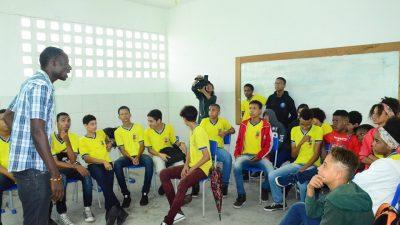 Pré-Festival das Culturas da UNILAB segue promovendo um intercâmbio cultural para os estudantes de escolas públicas