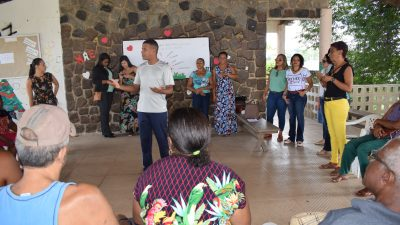 CAPS promoveu atividade em alusão ao Dia da Luta Antimanicomial