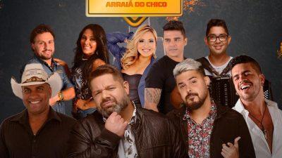 Blitz da Crown com Flor de Jasmin, Danniel Vieira, Kart Love e Mambolada marcará o lançamento do Arraiá do Chico 2019