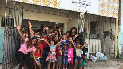 Caravana Social do CRAS encerrou atividades do 1º semestre no dia 28