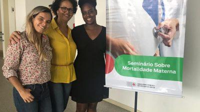 São Francisco do Conde participou de seminário sobre mortalidade materna promovido pelo Ministério Público