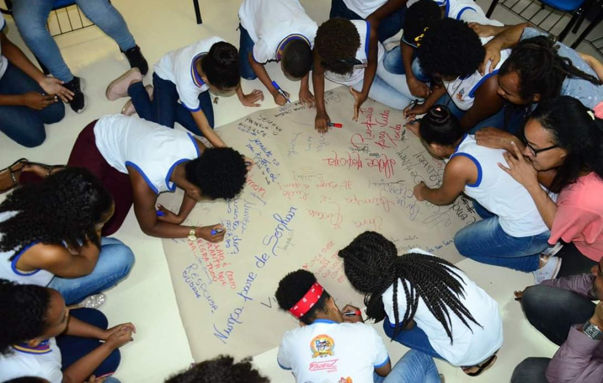 Escuta aos alunos do Ensino Fundamental Anos Finais aponta caminhos para a reta final do Referencial Curricular Franciscano