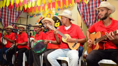 Alegria e diversão marcaram os festejos de São Pedro em São Francisco do Conde