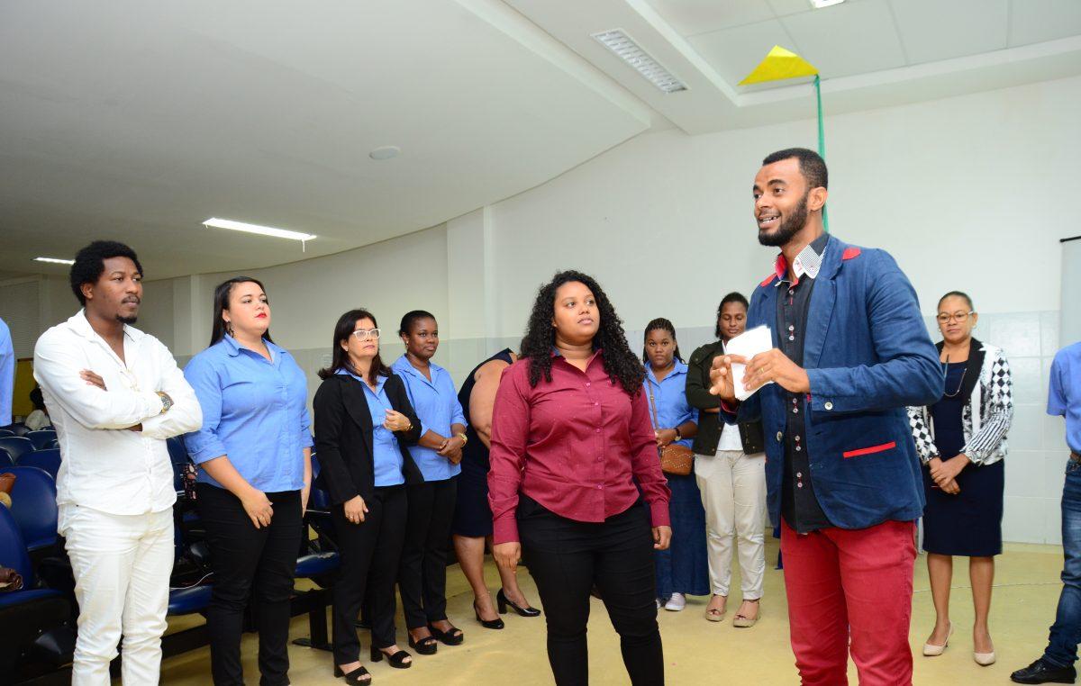 SDHCJ realizou o workshop para a equipe da SEDEC