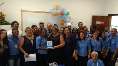Ambulantes de São Francisco do Conde foram homenageados no encerramento do projeto SEDEC 10, na sexta-feira (31)