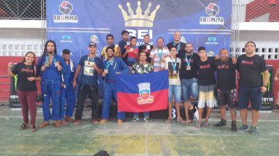 Equipe de São Francisco do Conde conquista 12 medalhas e tem aproveitamento positivo na II Etapa do Rei do Tatame 2019