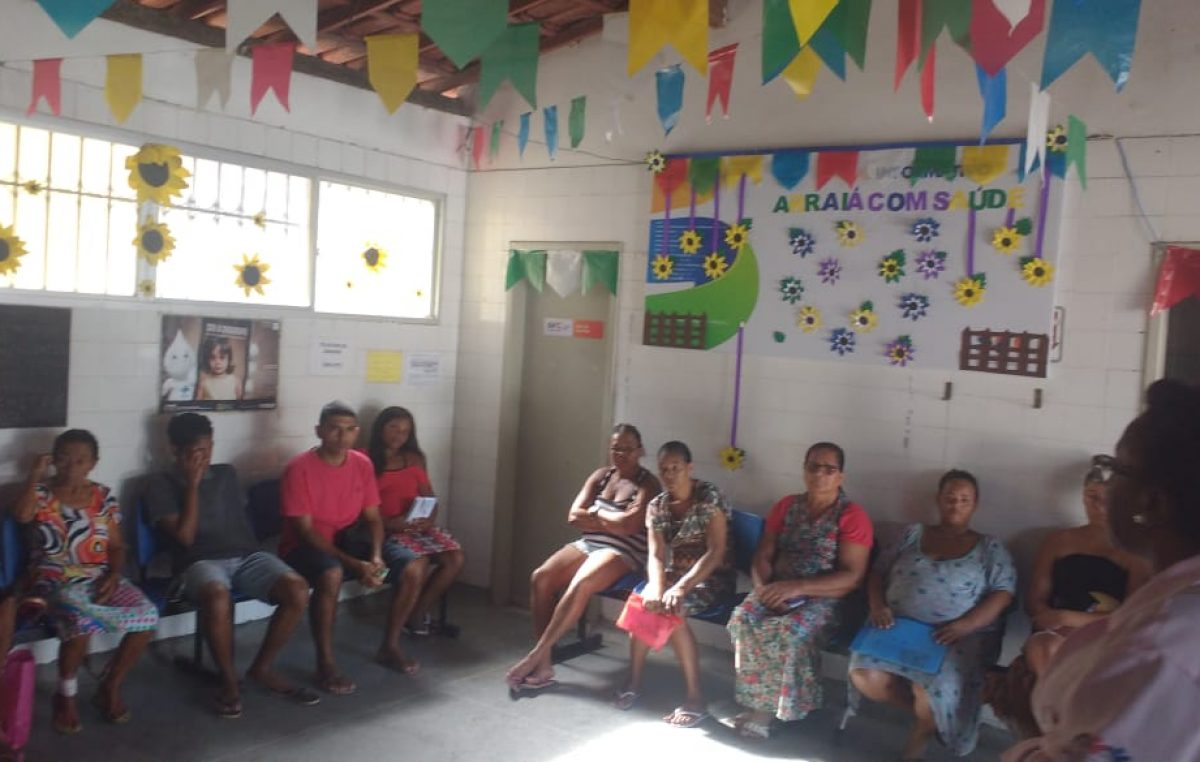 Junho com Saúde: Ações de promoção à saúde e prevenção acontecem nas Unidades de Saúde