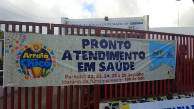 Arraiá do Chico 2019: Saúde divulga dados das ações realizadas nos festejos de São João