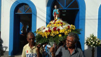Pescadores são homenageados no Dia de São Pedro