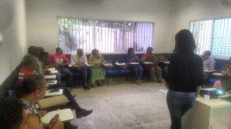 Representantes do poder público e da sociedade civil se reuniram para dialogar sobre Economia Solidária.
