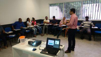 SEDEC promoveu oficina para microempreendedores do município
