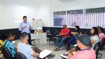 """Empreendedores e microempreendedores participaram da palestra: """"A Importância das Embalagens nos Negócios"""""""