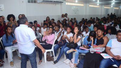 Aula inaugural do Pré-IFBA mobiliza centenas de estudantes em torno do sonho de uma vida melhor