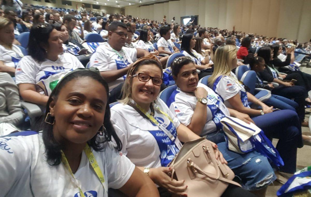 São Francisco do Conde apresentou trabalho em Congresso Nacional sobre Serviço de Fisioterapia Domiciliar