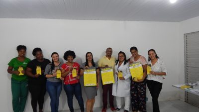 Julho Verde e Amarelo: Núcleo Integrado de Cuidados à Criança e à Pessoa com Doença Falciforme recebeu palestra sobre hepatites virais
