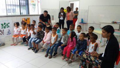 USF de Campinas leva ações do Programa Saúde na Escola sobre o combate ao mosquito Aedes aegypti