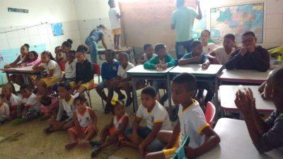 Unidade de Saúde da Família de São Bento falou sobre Alimentação Saudável e Prevenção da Obesidade Infantil