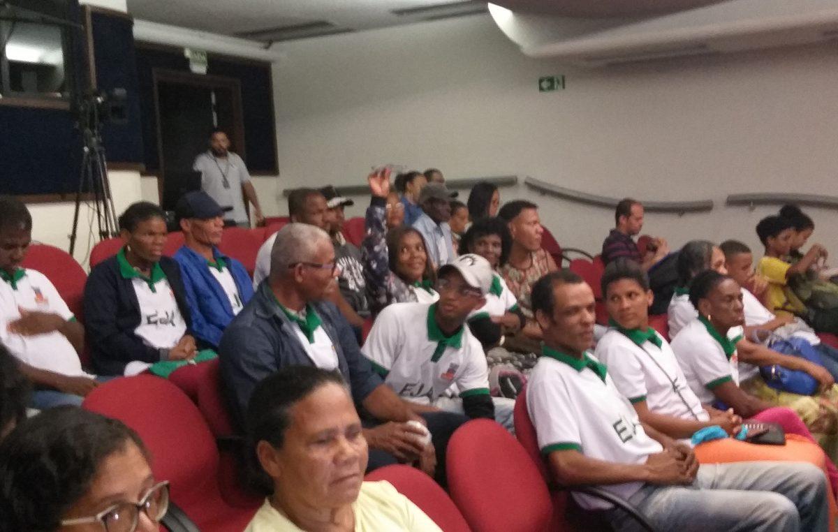 Uma aula rica e diferente: 3ª Festa Literária Internacional do Pelourinho – FLIPELÔ promoveu diversos aprendizados aos estudantes da EJA
