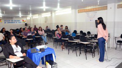 Escola de Governo segue realizando qualificação para os servidores municipais