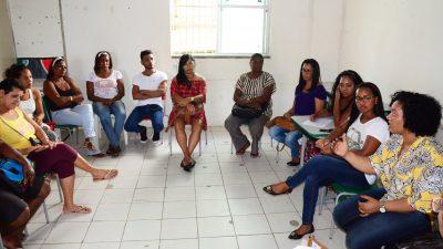 SECULT: Roda de Conversa com Agentes de Cultura do Monte Recôncavo aconteceu nesta sexta-feira (23)