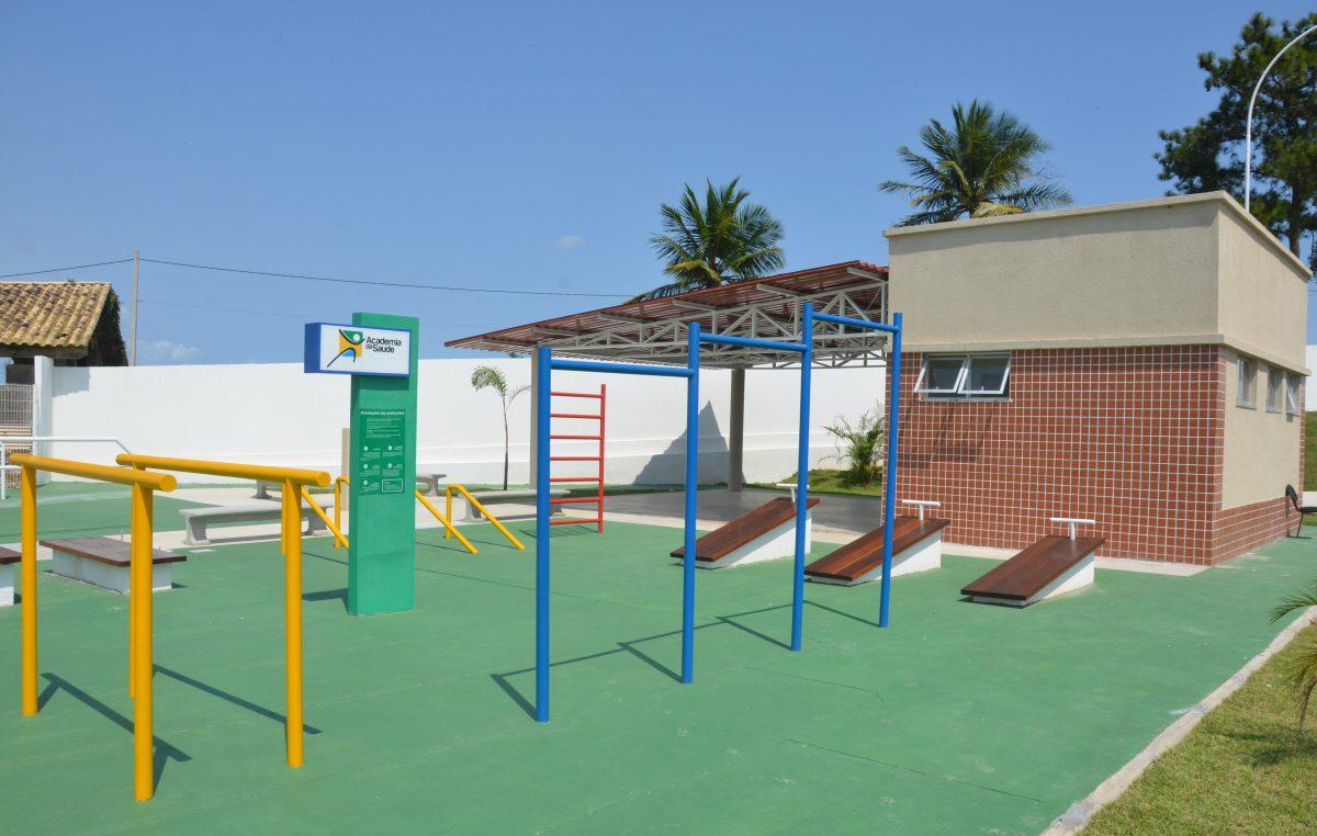 Prefeitura e Governo do Estado fazem últimos ajustes no Centro de Atenção Psicossocial – CAPS e Academia da Saúde