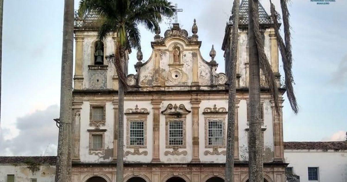Inauguração da obra de recuperação do telhado do Convento de Santo Antônio acontecerá dia 22 de agosto