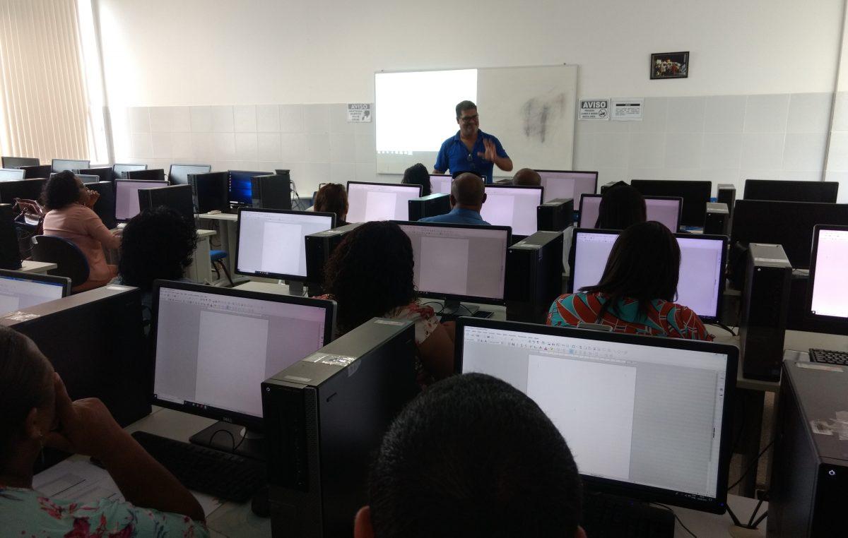 Prefeitura de São Francisco do Conde oferece curso de capacitação para os servidores